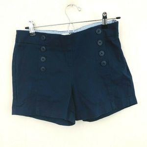 St. Tropez West Navy Blue Sailor Shorts 2